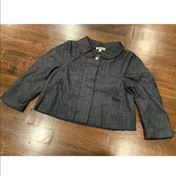 b495d032ef Chloe Girls Size 4 Denim Jacket Button Front Coat